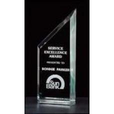 Zenith Series Free Standing Award